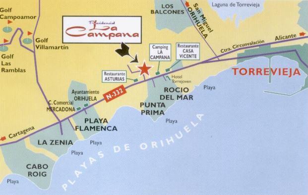 Karte Costa Brava Spanien.Ferienhaus Von Privat Mit Gemeinschaftspool Costa Blanca Spanien